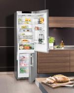 Холодильник с нижней морозильной камерой Liebherr CNPes 4858-20 (с-заморозка, <12 кВт/месяц)