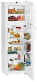 Двухкамерный холодильник Liebherr CTN 3663