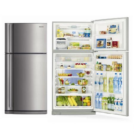 Двухкамерные холодильники HITACHI