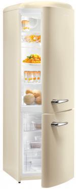 двухкамерные холодильники Gorenj