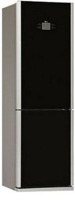 двухкамерные холодильники LG